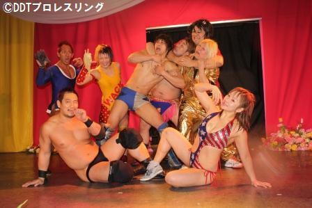 Hanayashiki Wrestling