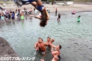 sea-wrestling