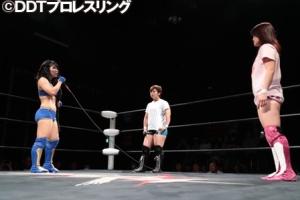 Risultati immagini per Tokyo Joshi Pro Smile Yes Shin-kiba