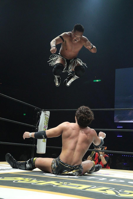Konosuke takeshita vs kota ibushi dating