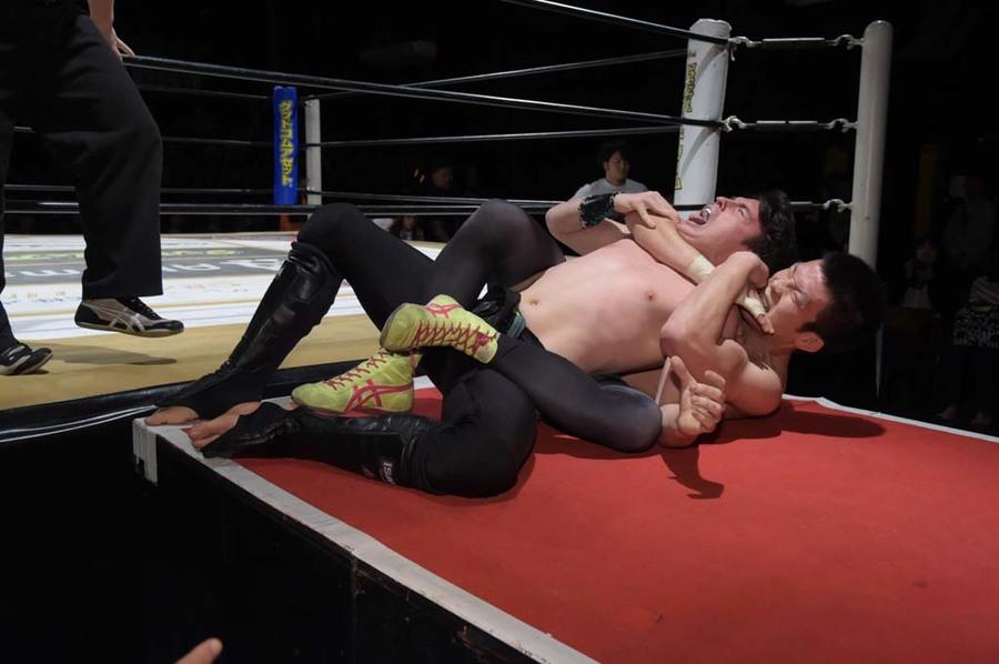 """DDT: """"D-King Grand Prix 2019"""" Día 4 Soma Takao campeón 4"""