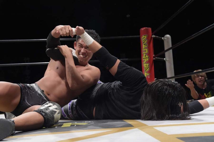 """DDT: """"D-King Grand Prix 2019"""" Día 4 Soma Takao campeón 6"""