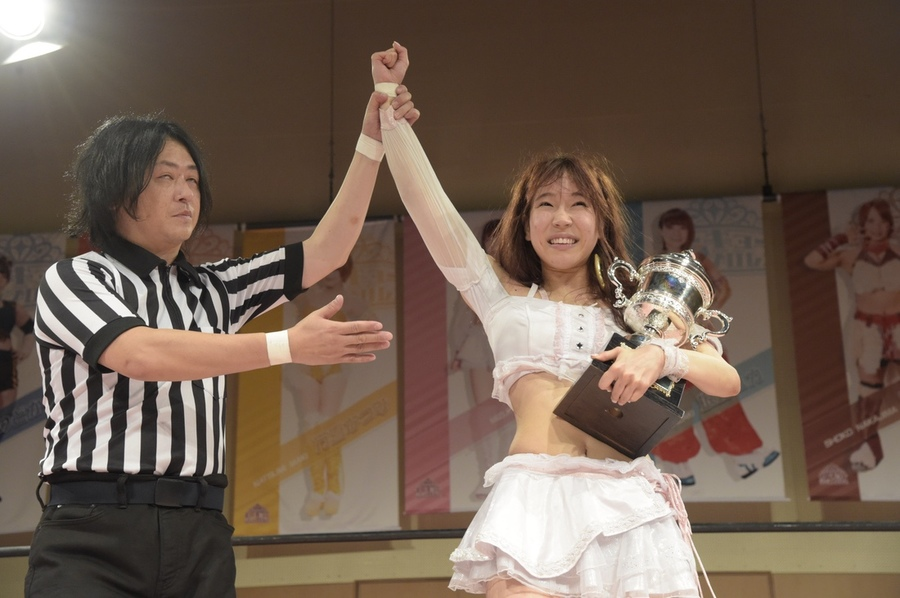 Image result for Mizuki vs Yuna princess cup