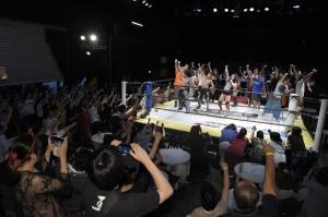 """DDT """"FIGHTING BEER GARDEN 2019 EXTRA EDITION ~SHINKIBA BEER"""