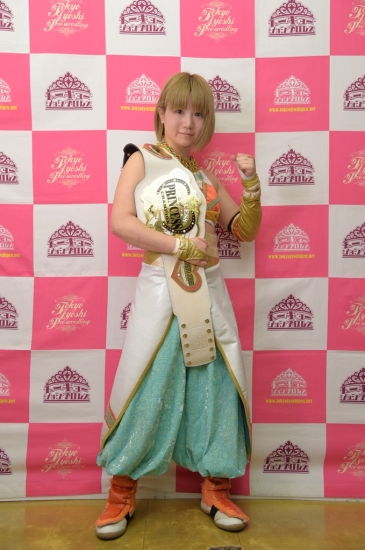 Princess Of Princess Championship Yuka Sakazaki