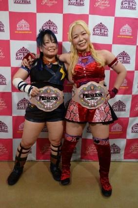 Princess Tag Team Championship   Dramatic DDT