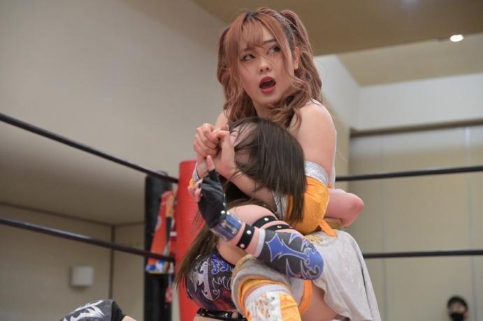 Marika Kobashi | Dramatic DDT | Page 2
